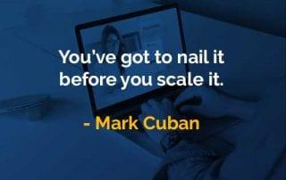 Kata-kata Bijak Mark Cuban Memakukannya Sebelum - Finansialku