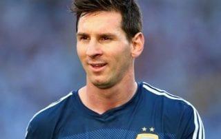 Kata-kata Mutiara Lionel Messi 01 - Finansialku