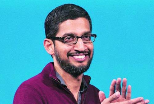 Kisah Sukses Sundar Pichai CEO Google 05 - Finansialku