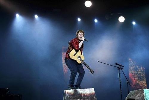 Konser John Mayer dan Konser Ed Sheeran 02 - Finansialku