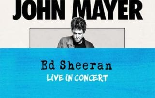 Konser John Mayer dan Konser Ed Sheeran - Finansialku
