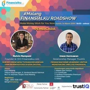 Event Malang_IG Finansialku Roadshow