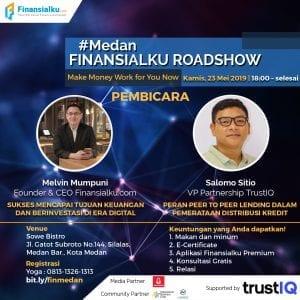 Finansialku Event Medan 2019