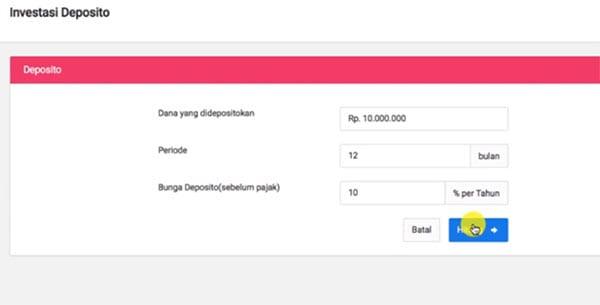 Mudah Dilakukan! Begini Tips Membeli Rumah Dengan Deposito 05 Investasi Deposito - Finansialku