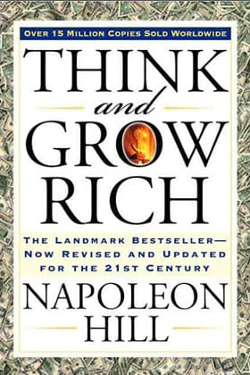 Think and Grow Rich oleh Napoleon Hill - Finansialku