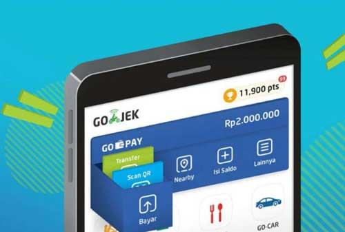 WOW! Transaksi GO-PAY Mencapai 87 Triliun Dalam Satu Tahun 02 Go-Pay 2 - Finansialku