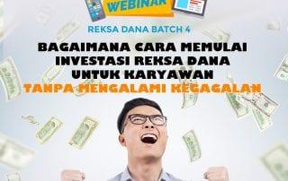 Webinar Investasi Reksa Dana Batch 4 IG