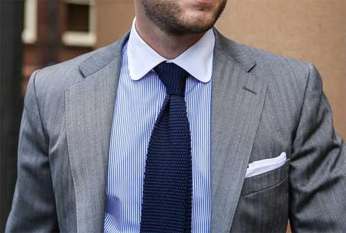 5+ Jenis Kemeja Pria yang Wajib Kamu Punya 03 Club Collar - Finansialku