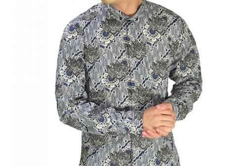 5+ Jenis Kemeja Pria yang Wajib Kamu Punya 06 Batik - Finansialku