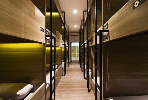 Asyiknya Menginap di 5 Hotel Kapsul di Bandung yang Tak Terlupakan 04 Mypodroom - Finansialku