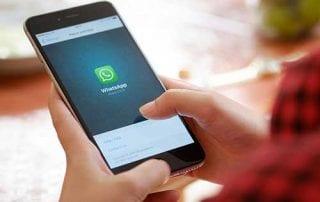Canggih!! Inilah Cara Kirim Pesan WhatsApp Tanpa Ngetik 01 - Finansialku