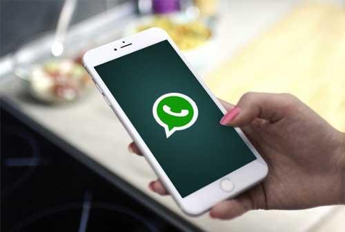 Canggih!! Inilah Cara Kirim Pesan WhatsApp Tanpa Ngetik 02 Kirim Pesan WhatsApp 2 - Finansialku