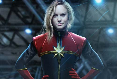 Captain Marvel 03 - Finansialku