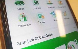 Grab Menyandang Gelar DECACORN Pertama di Asia Tenggara 01 - Finansialku