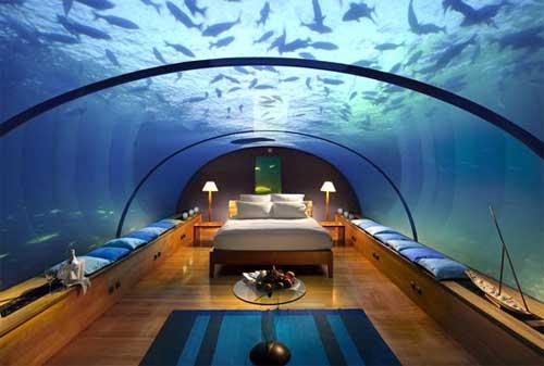 Hotel Unik Di Dunia 05 Hotel Water Discus - Finansialku