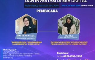 Event Finansialku Surabaya