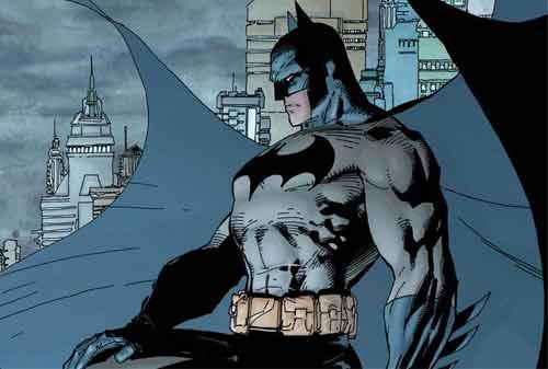 Karakter Komik Terkaya di Dunia 04 (Batman) - Finansialku