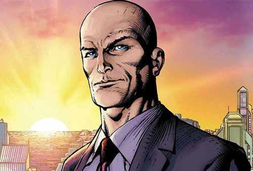 Karakter Komik Terkaya di Dunia 05 (Lex Luthor) - Finansialku