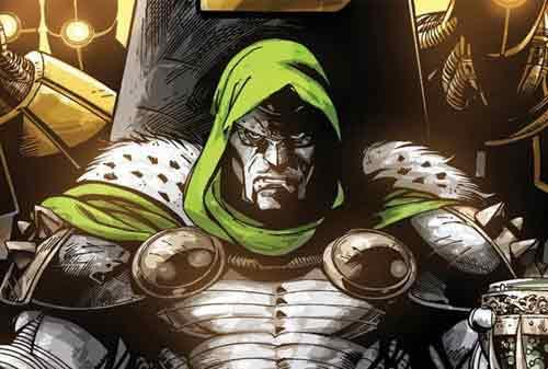 Karakter Komik Terkaya di Dunia 07 (Doctom Doom) - Finansialku