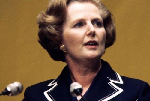 Kata-kata Mutiara Margaret Thatcher 05 - Finansialku