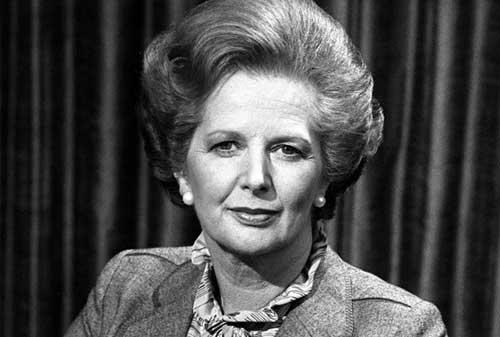 Kata-kata Mutiara Margaret Thatcher 08 - Finansialku