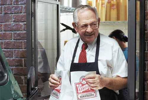 Kisah Sukses Dave Thomas, Pendiri Wendy's Fastfood 06 - Finansialku