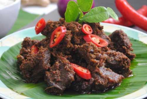 Kuliner Khas Indonesia 02 (Rendang) - Finansialku