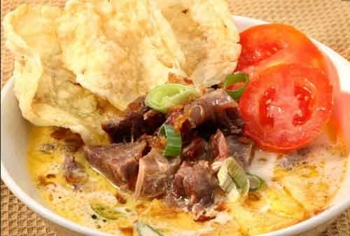 Kuliner Khas Indonesia 07 (Sate Betawi) - Finansialku