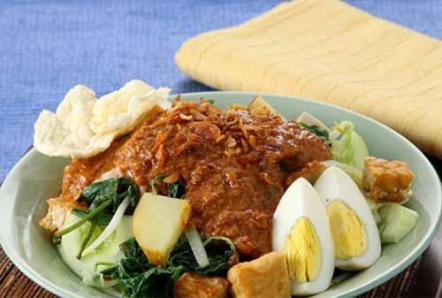 Kuliner Khas Indonesia 12 (Gado-gado) - Finansialku