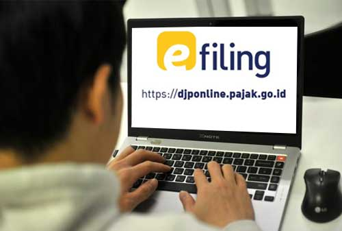 Lapor Spt Tahunan Pribadi Photo: Lapor SPT Tahunan Pribadi Melalui E-Filing