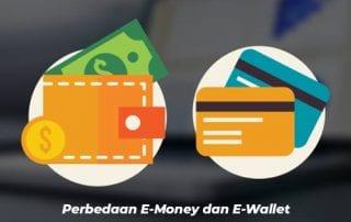 Perbedaan E-Money dan E-Wallet 01 - Finansialku