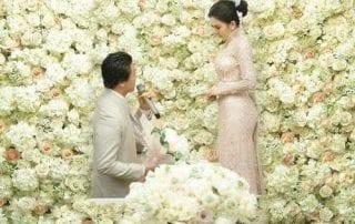 Pernikahan Syahrini dan Reino 01 - Finansialku