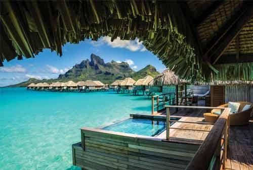 Pulau Termahal Di Dunia 06 (Pulau Bora Bora) - Finansialku