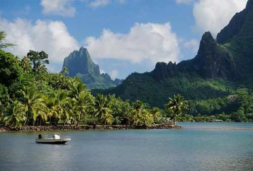 Pulau Termahal Di Dunia 07 (Pulau Moorea) - Finansialku