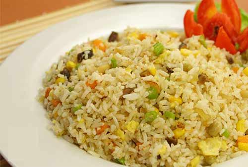 Resep Nasi Goreng 03 (Nasi Goreng Vegetarian) - Finansialku
