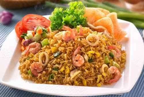 Resep Nasi Goreng 04 (Nasi Goreng Seafood) - Finansialku