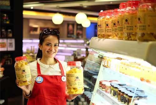 Siapa Saja Seleb yang Bisnis Makanan Sehat Ini Dia Informasinya 06 Nachos Tutup Merah - Finansialku