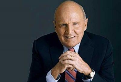 Simak Kata-kata Motivasi Jack Welch, 100 Orang Terkaya di Dunia & Pemimpin Bisnis Terbesar Di Amerika Serikat! 01 - Finansialku
