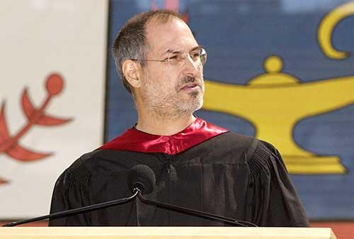 Steve Jobs Famous Speech Stanford Graduation