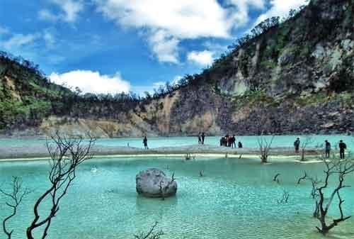 Tempat Wisata Jawa Barat 02 Kawah Putih - Finansialku