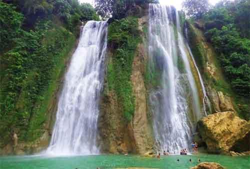 Tempat Wisata Jawa Barat 05 Curug Cikaso - Finansialku