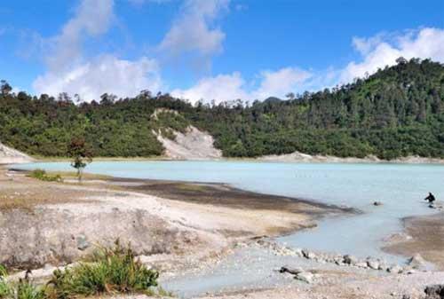 Tempat Wisata Jawa Barat 12 Kawah Putih Talaga Bodas - Finansialku