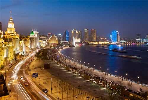 Tempat Wisata Shanghai 02 (The Bund) - Finansialku