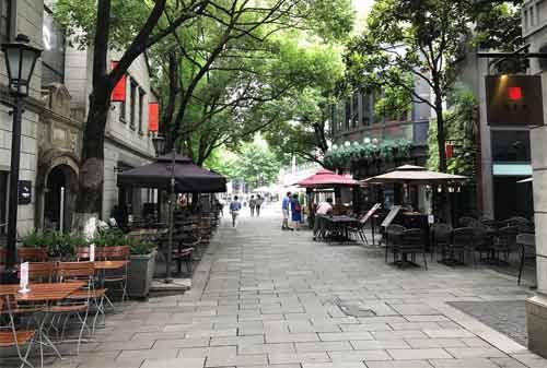 Tempat Wisata Shanghai 03 (French Concession - Finansialku