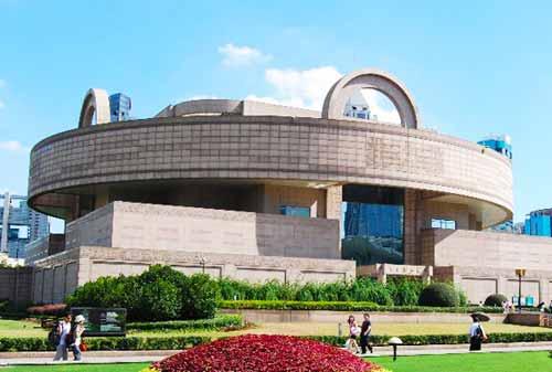 Tempat Wisata Shanghai 6 (Shanghai Museum) - Finansialku