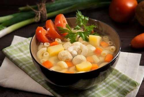 Walla! Inilah Resep Masakan Yang Cocok di Musim Hujan 02 Sop Makaroni - Finansialku