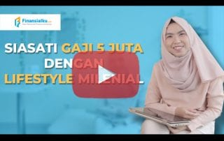 Siasati gaji 5 juta dengan style milenial