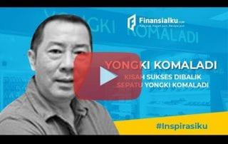 Kisah Inspirasi- Yongki Komaladi
