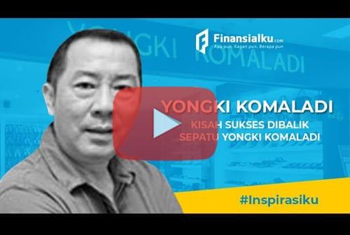 Dari Penjaga Toko Sampai Jadi Pebisnis Sepatu TOP BRAND - Yongki Komaladi