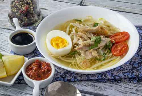 3 Resep Soto Ayam yang Enak dan Menyehatkan 04 Soto Ayam Jamur Abalon - Finansialku